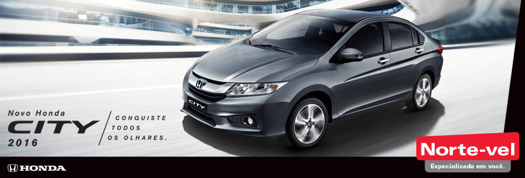 Novo 2016 Honda City