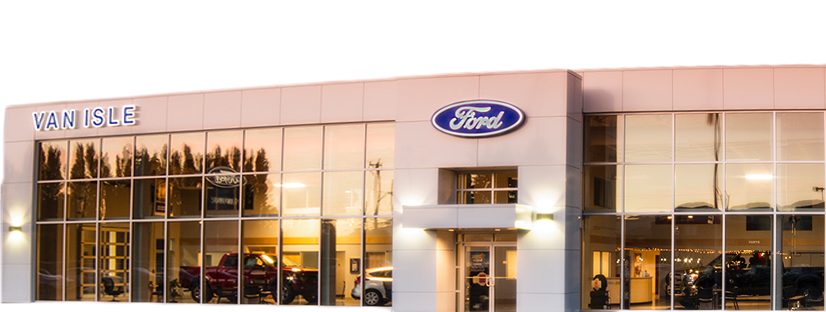 Van Isle Ford Sales Ltd., Port Alberni, BC