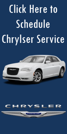 Schedule Chrysler Service at Sport Durst Chrysler
