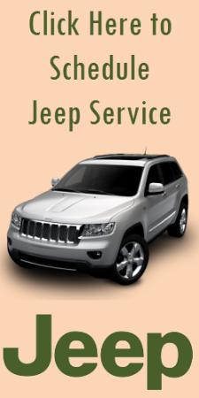 Schedule Jeep Service at Sport Durst Jeep