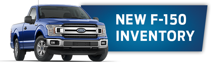 New F-150 Inventory
