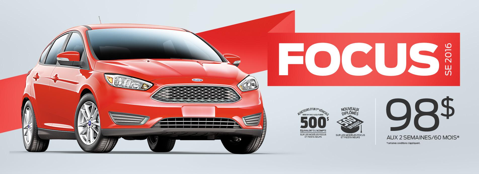 ford focus neuf gatineau