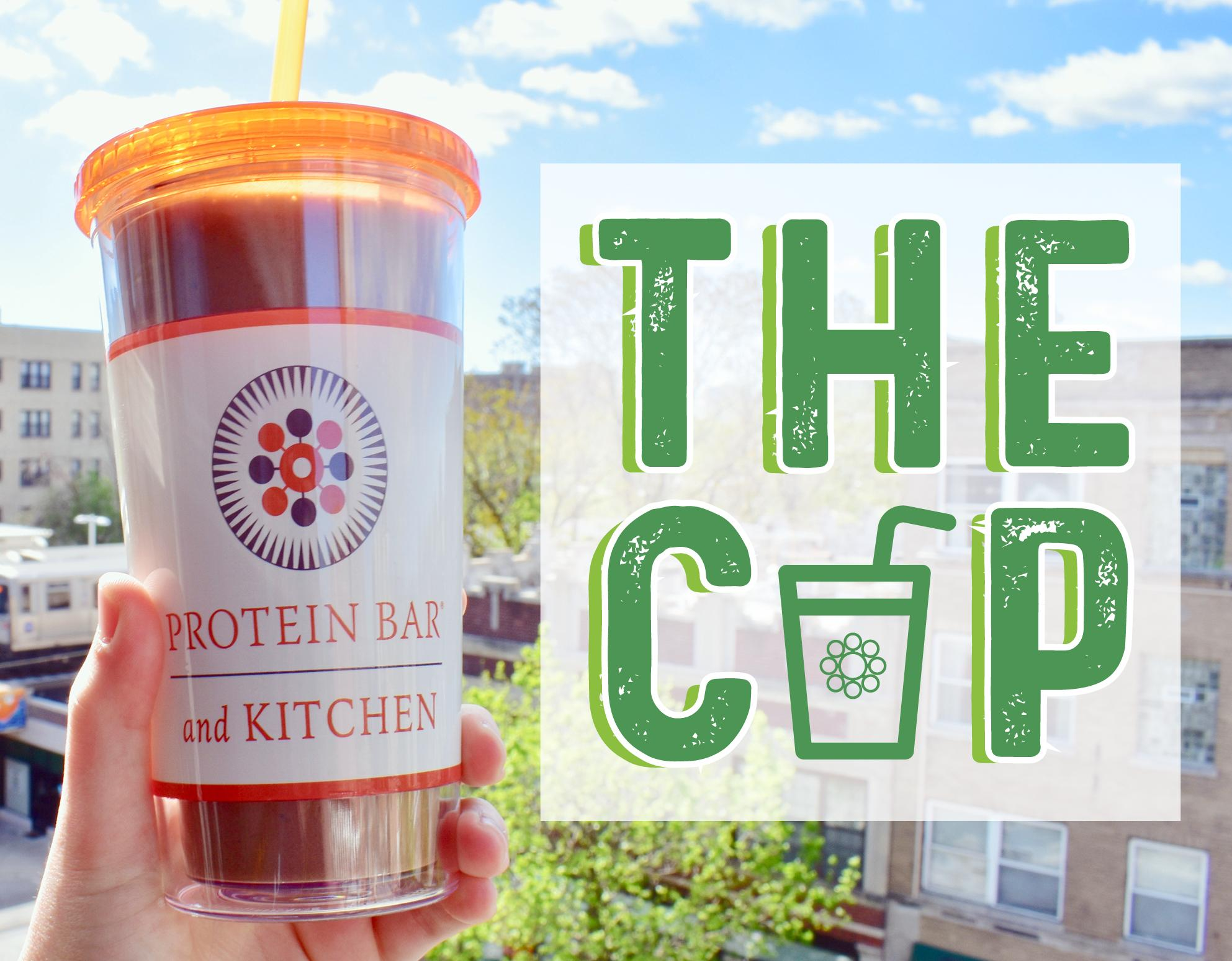 LIMITED TIME ONLY: THE CUP