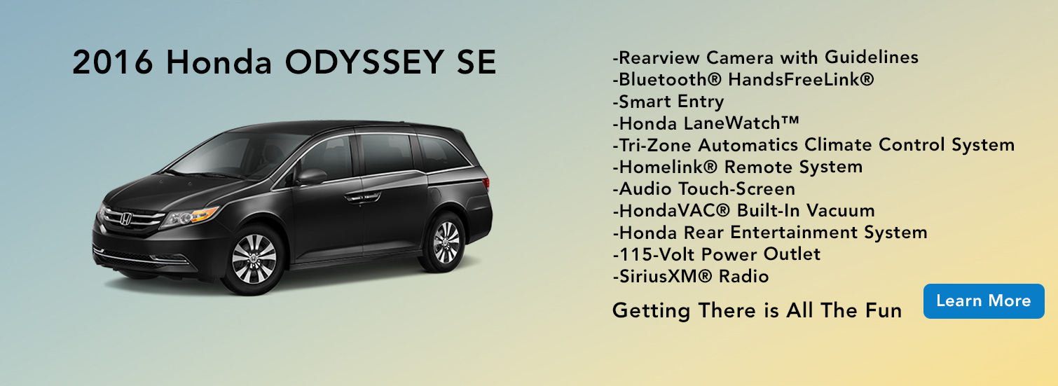 Honda Odyssey sale in Harrisonburg, VA