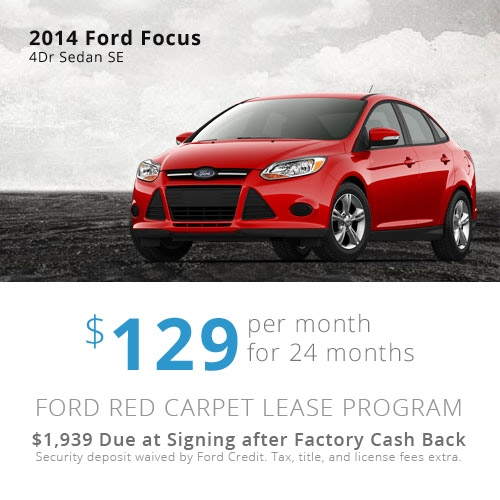 Kieffe And Sons Ford >> View Offer Details