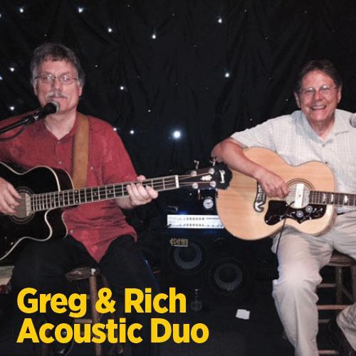 GREG & RICH