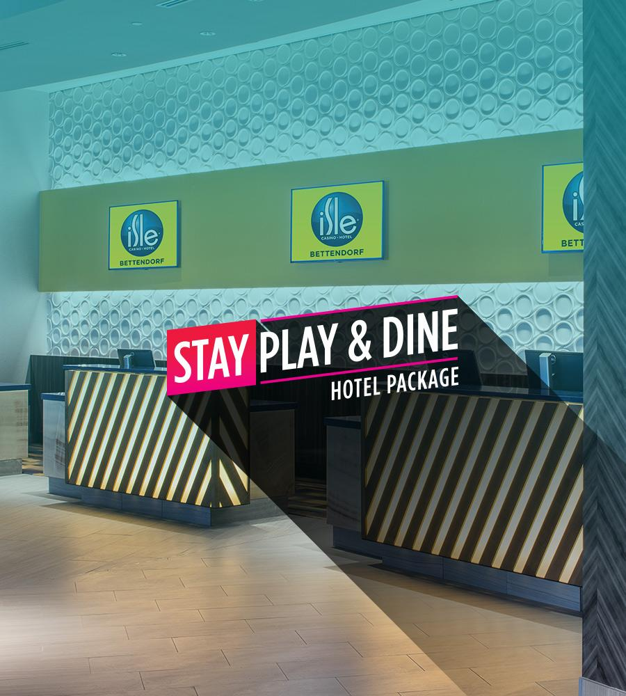 Stay, Play and Dine