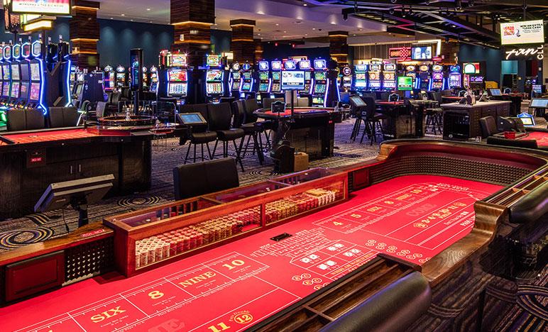 Chester casino table games casino rama fundraising