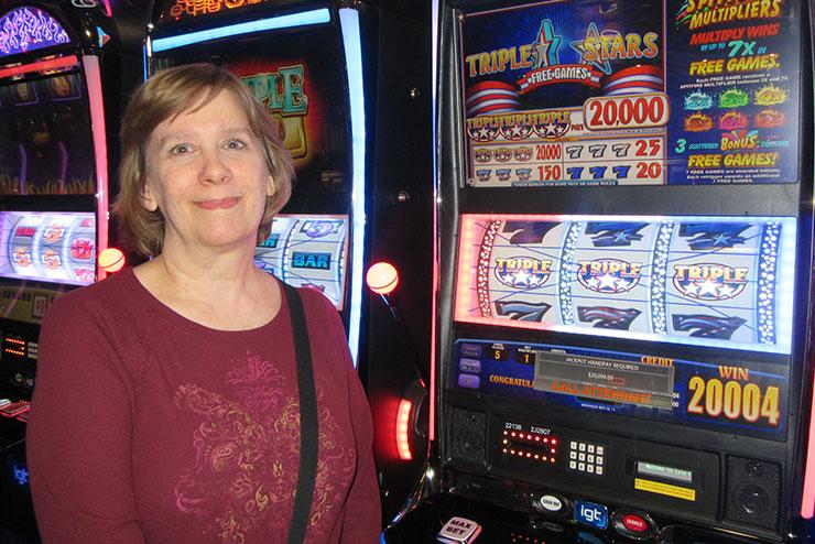 Mary J. Won $20,004