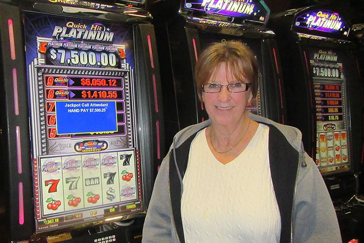 Rebecca B. Won $7,500.25