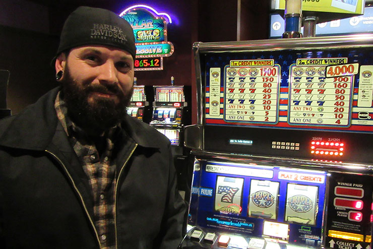 Ryan D. Won $1,440