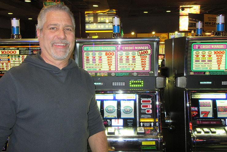 Steve R. Won $1,600