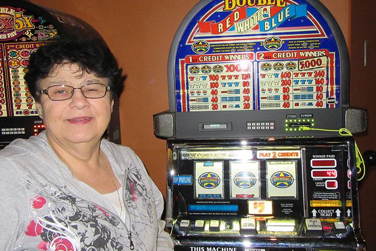 Theresa T. Won $5,000