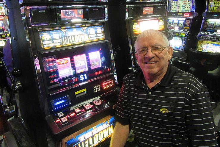 Tony T. Won $8,030