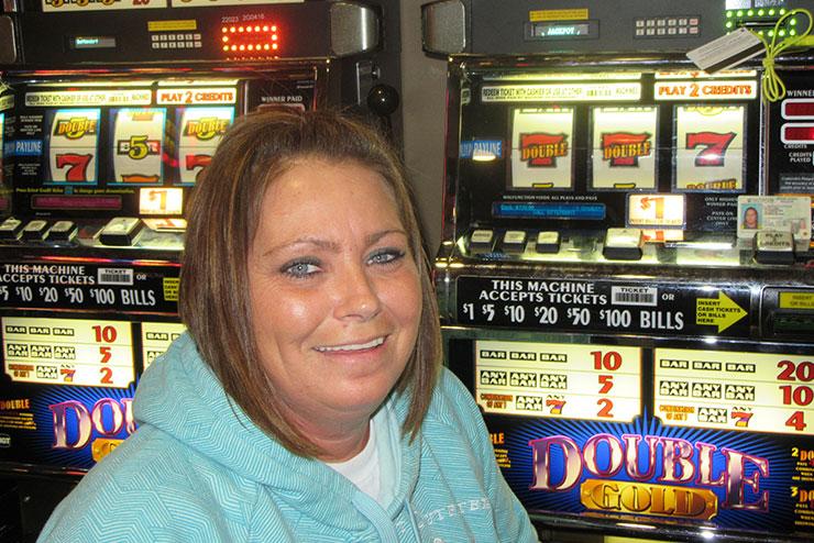 Tywanna W. Won $1,600