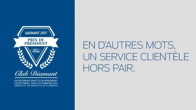 Prix du Président Club Diamant