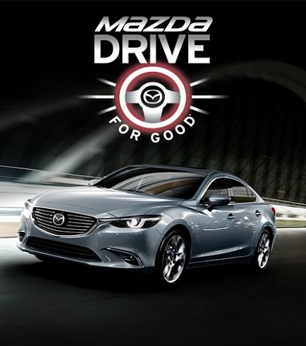 Mazda Drive For Good 2015