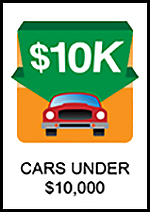 Cars Under $10k