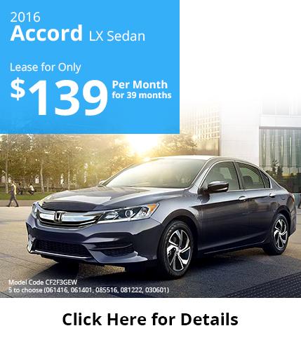 Los Angeles Honda Dealer