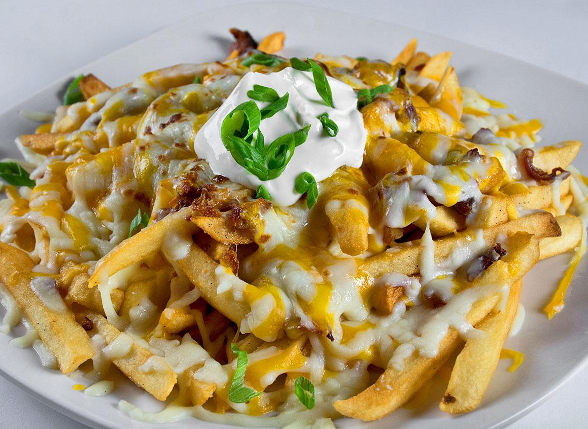 Cheesy Bacon Fries