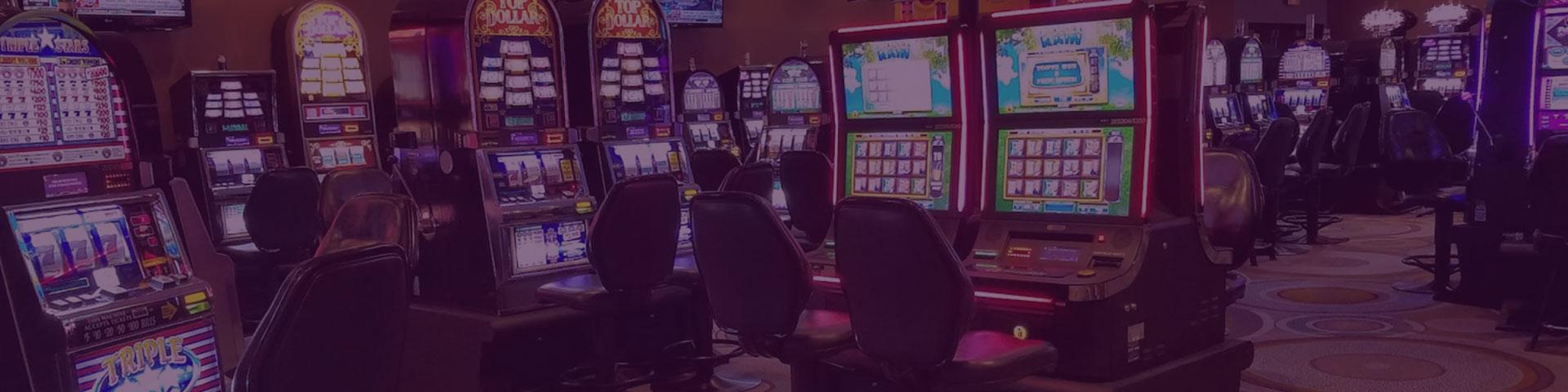 slots video poker