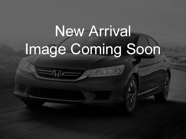 2015 Honda Accord EX-L HEATED LEATHER FRONT BUCKET SEATS
