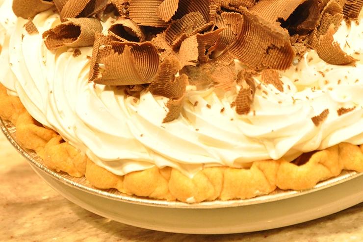 Silk Pie