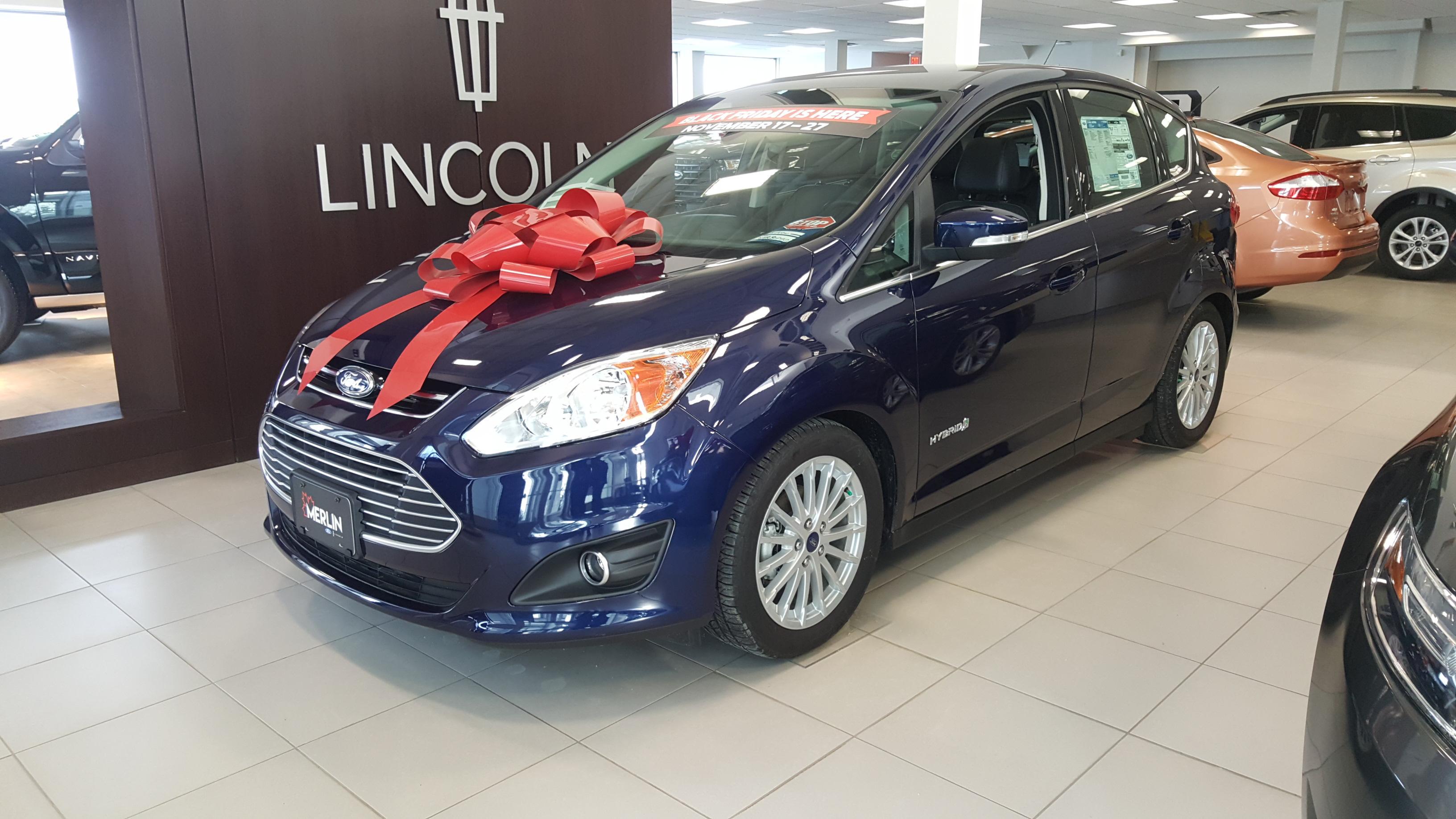 New 2016 Ford C MAX Hybrid SEL