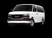 Houston GMC Savana Passenger