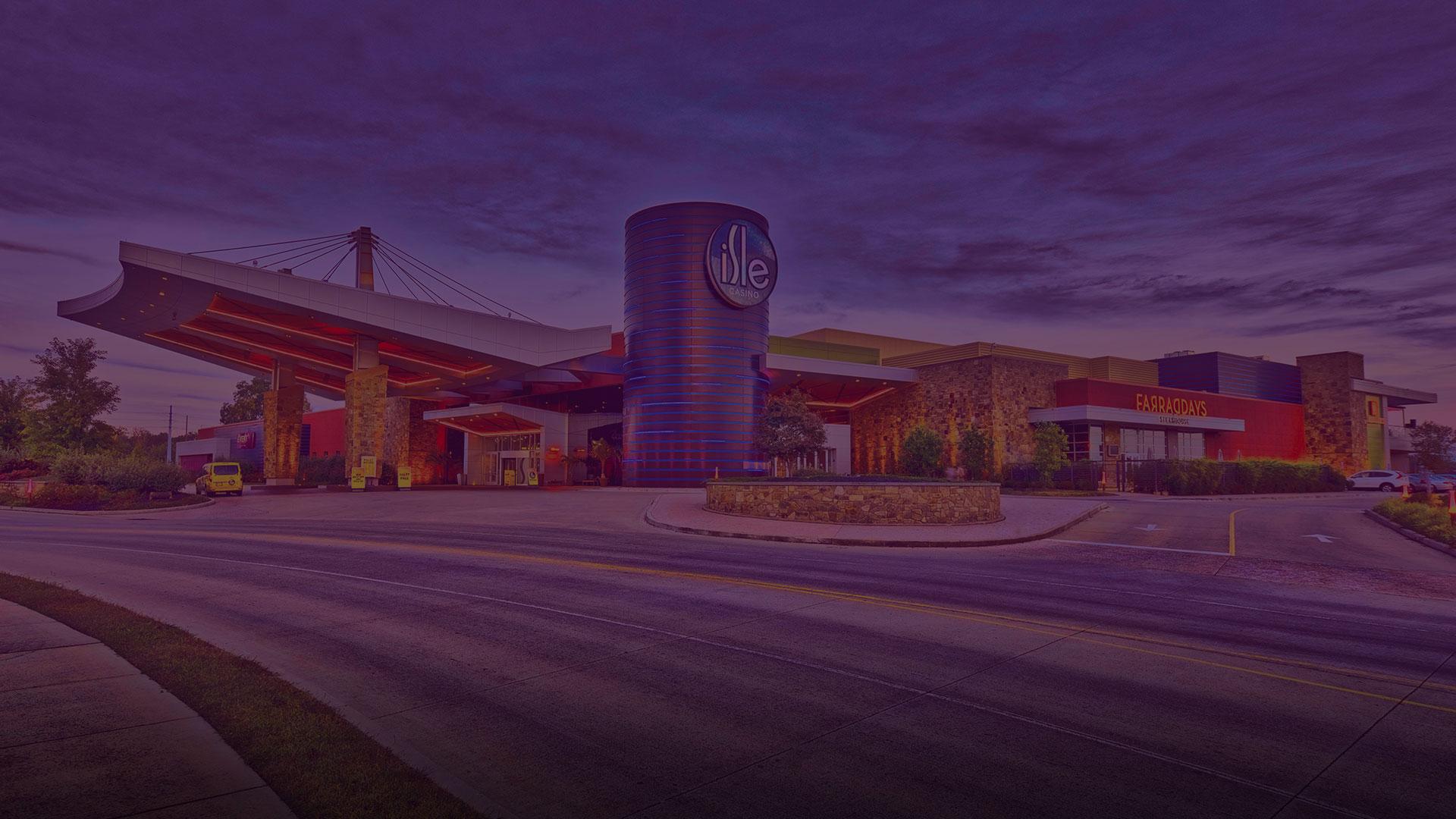 Isle casino poker blog