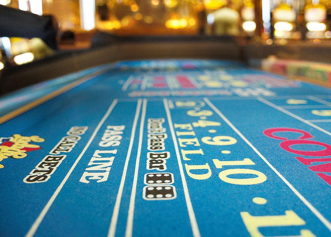 $5 blackjack tables