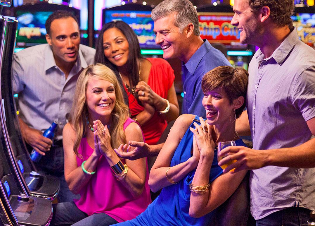 lady luck casino fan club
