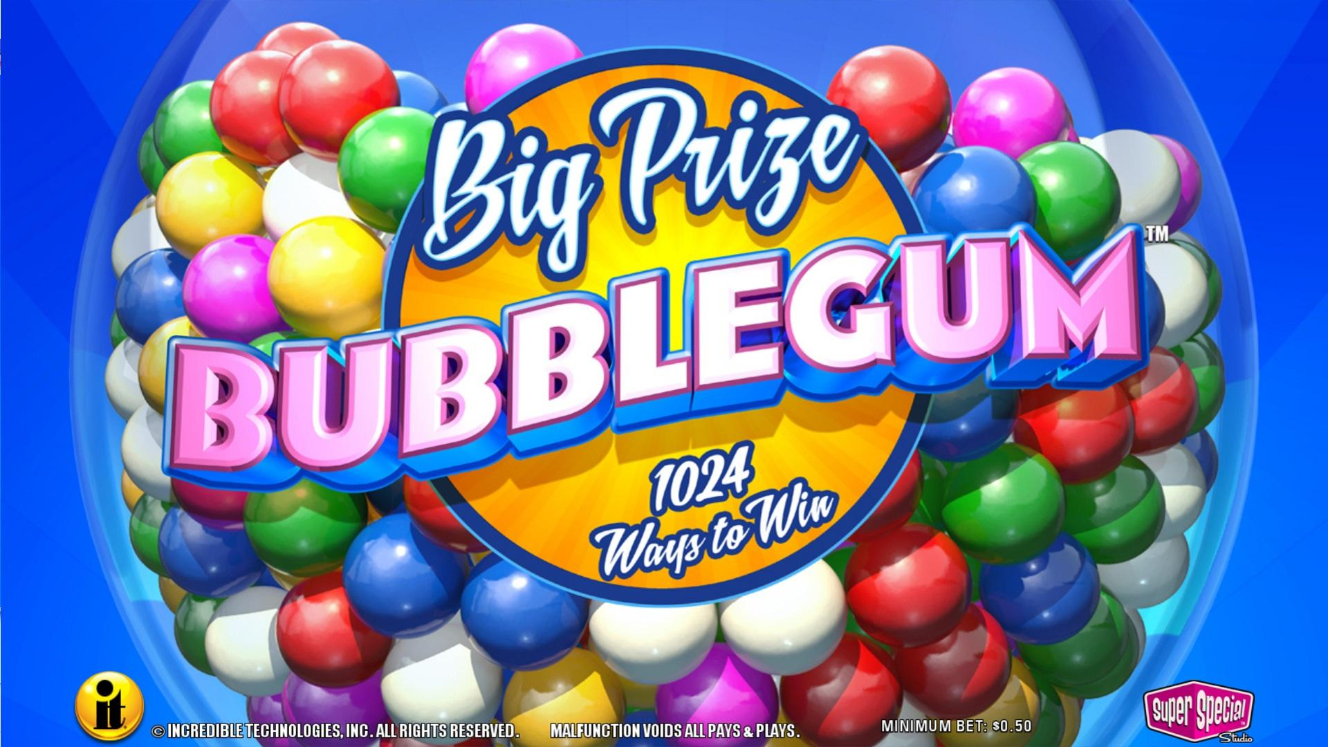 Bubblegum Top Box