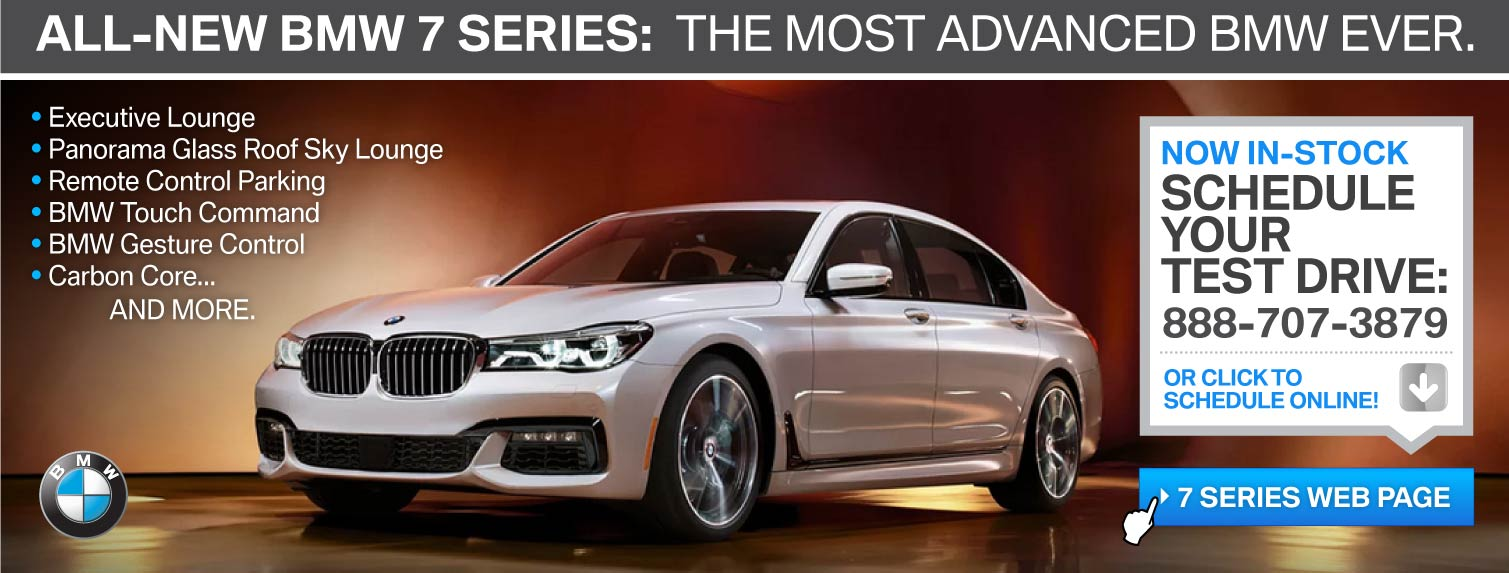 The All-New BMW 7 Series | Driving Luxury