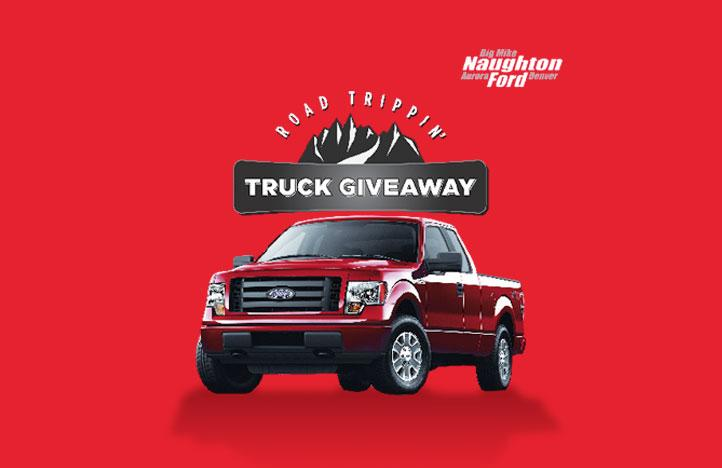 truck giveaway
