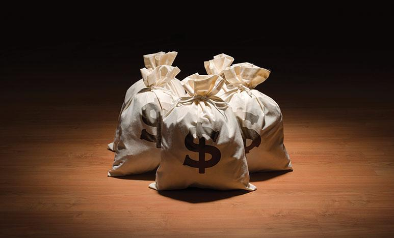 $100,000 Money Bags Giveaway