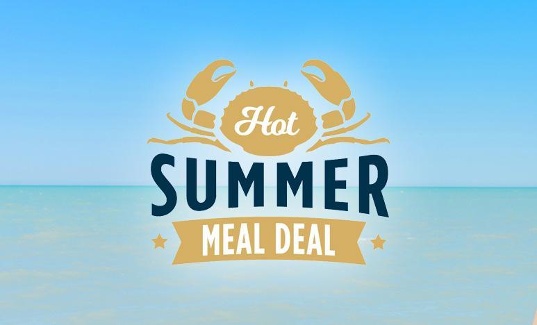 Hot Summer Meal Deal