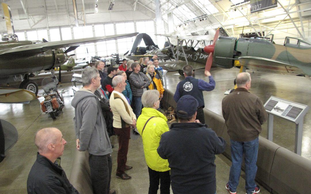 Tour of the Flying Heritage Collection