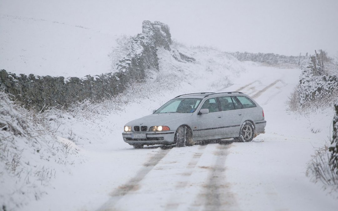 Ten Winter Driving Tips They Don't Tell You About