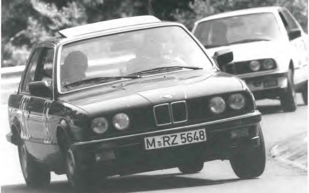 Nurnburgring 87 – Just A Family Drive In The Country