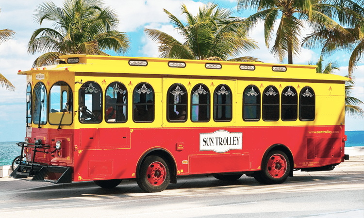 Fort Lauderdale Sun Trolley