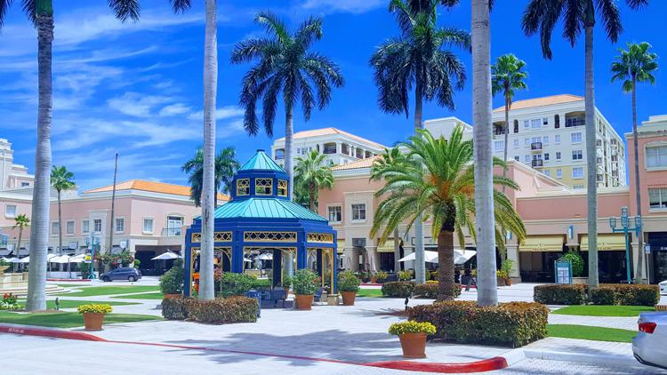 Mizner Park Boca Raton, FL