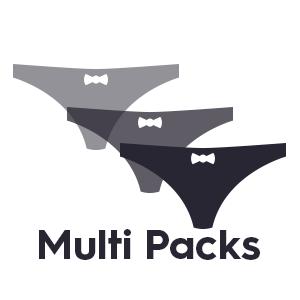 multi packs panties