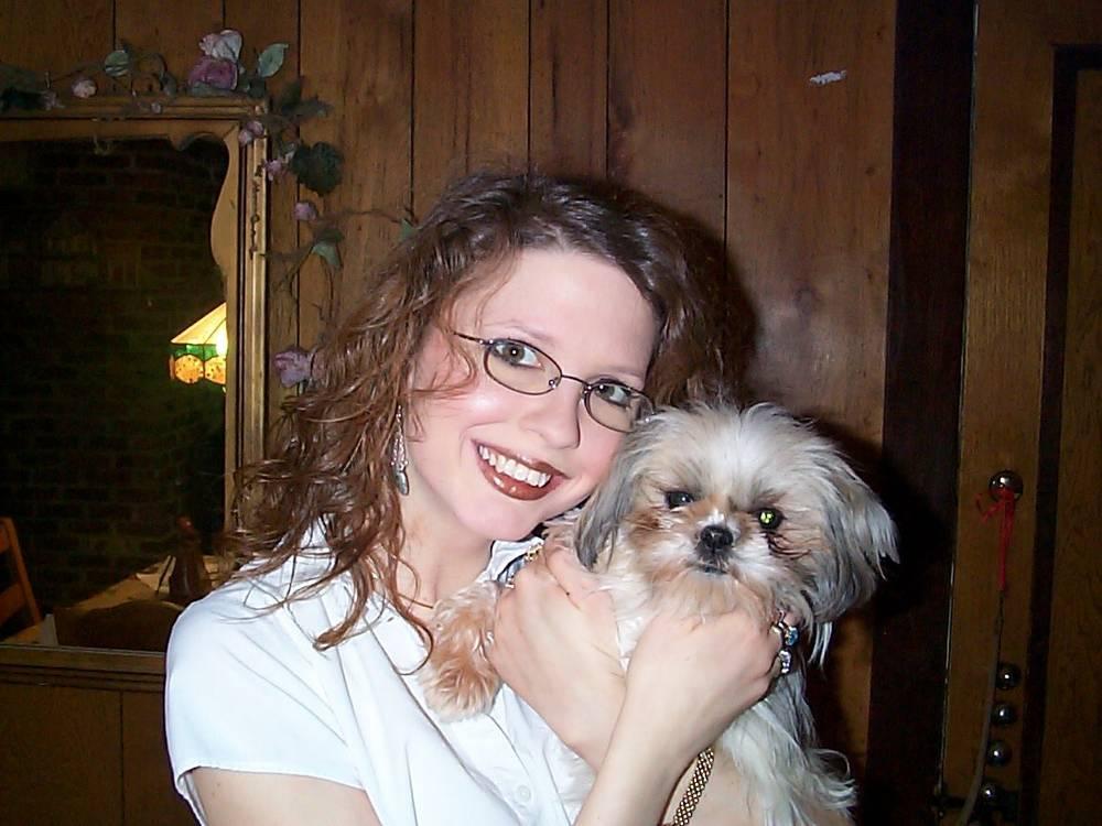 Nikki age 14 months & Adrienne