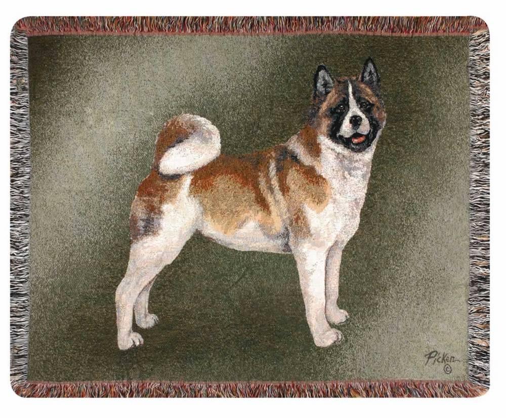Akita Dog Art