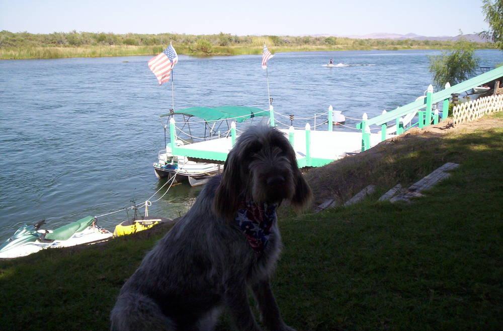 River trip last summer