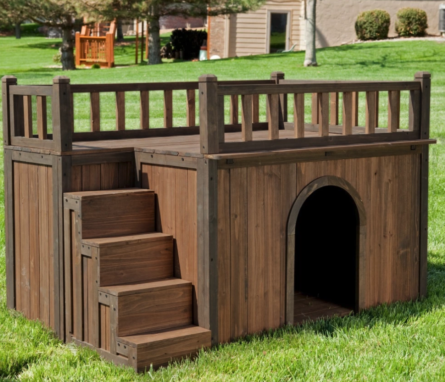 dog gifts luxury dog house