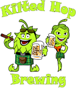 Kilted Hop Brewing Logo