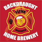 BackDraught Homebrewery Logo