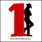 One Man Brewing Logo